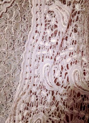 Шифоновое платье5 фото