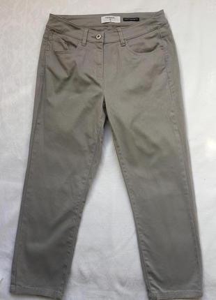 Супер джинсы укороченные скини стреч s (44)