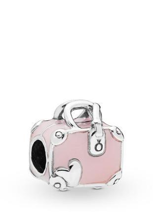Шарм чемоданчик в стиле пандора pandora