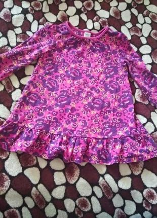 Платье - туника от mini club