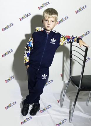 Спортивный костюм adidas мики:)