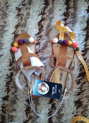Босоножки, сандалии детские