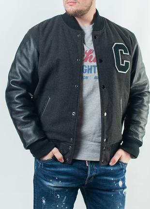 Мужская куртка бомбер carhartt bandit jacket