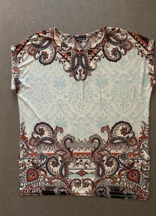 Женская футболка блуза