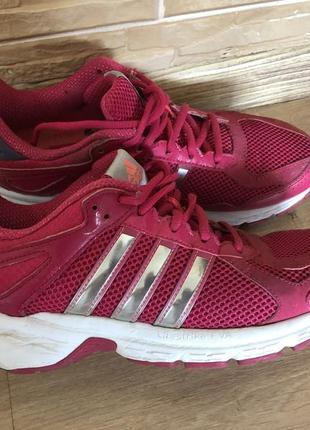 Оригинальные розовые кроссовки adidas