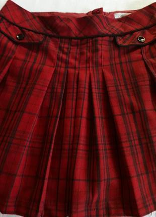 Фирменная классная юбка в состоянии новой. 50-52р