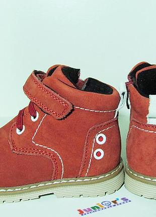 Замшевые стильные ботинки! демисезонные!2 фото