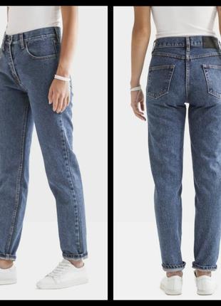 🎄стильные джинсы mom brax.