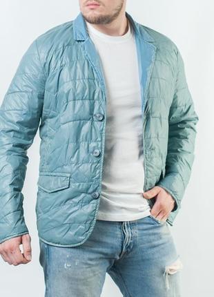 Мужская двухсторонняя куртка  gas men's bailey jacket blue
