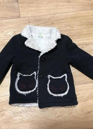 Тёплая оригинальная куртка ixoo