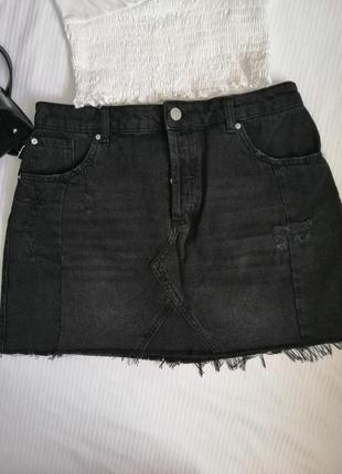 Джинсова юбка, джинсова спідничка