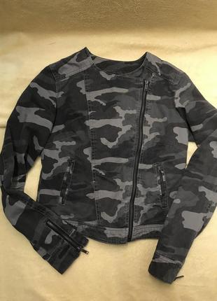 Курточка хаки