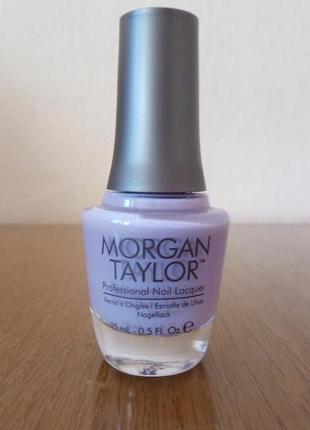 Лак для нігтів morgan taylor