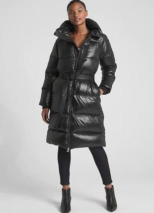 Пуховое пальто gap