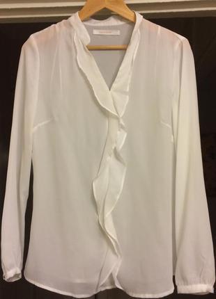 Reserved белая блуза
