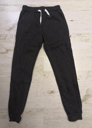 Спортивные утепленные штаны для мальчиков