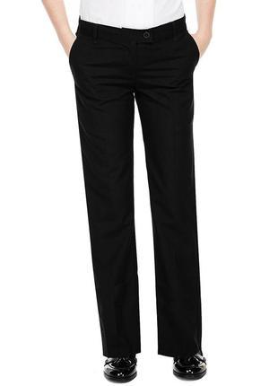 Школьные брюки для девочки m&s 128 см