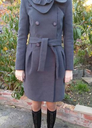 Зимнее пальто albanto