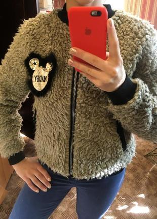 Шубка курточка пиджак