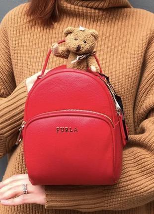 Красивый малыш мини рюкзак furla оригинал