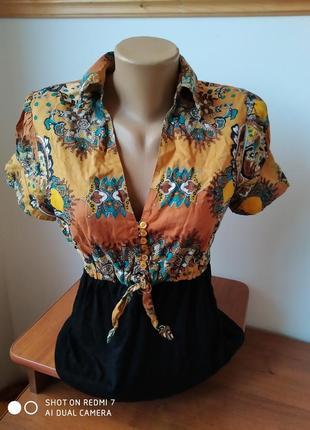 Жіноча блузка и футболку розмір-38