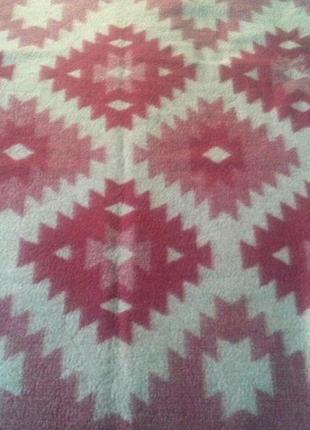 Одеяло полуторное шерстяное (ссср)