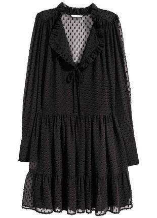 Классное оверсайз платье, крутой крой и текстура