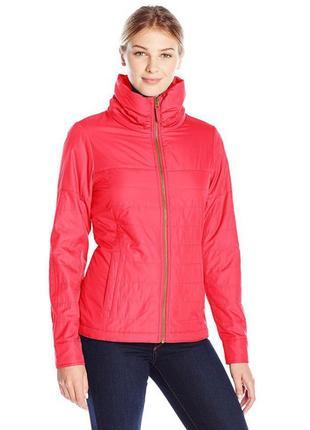 Женская куртка ветровка на флисовой подкладке columbia
