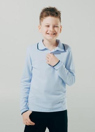 Джемпер-поло для мальчика  тм смил