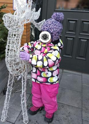 Зимний комбинезон костюм