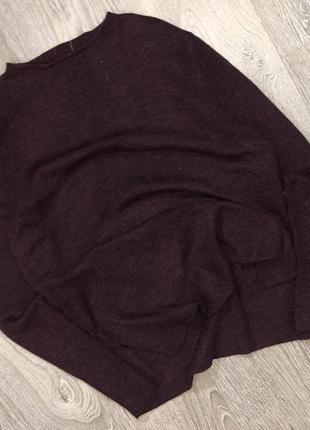 Красивый,теплый свитерок в стиле оверсайз tom tailor