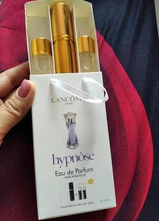 Женский мини парфюм lancome hypnose 3*15мл