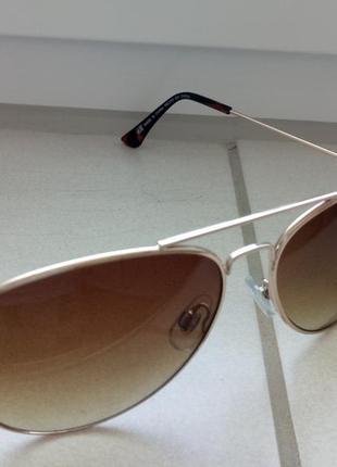 """Солнцезащитные очки н&м """"авиаторы""""2 фото"""