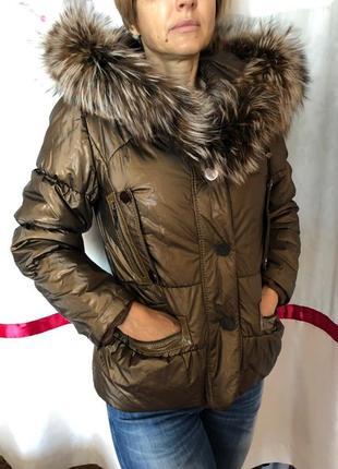 Крутая курточка осень