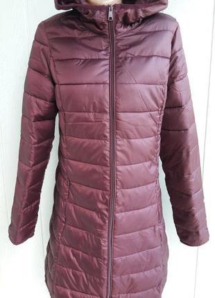 Пальто новое деми s-m