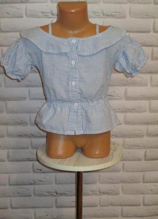 Блузка на 4годика