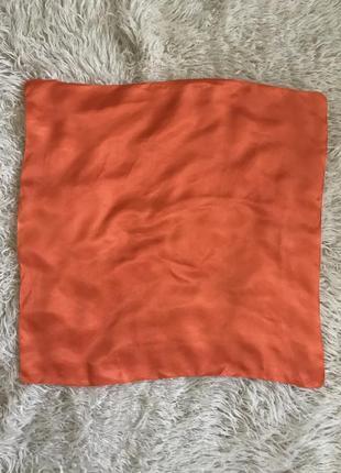 Италийский шелковый  платок