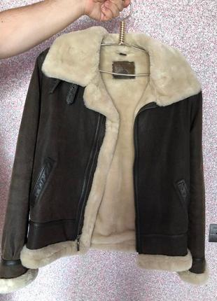 Шикарная куртка-дублёнка фирмы st. john's bay