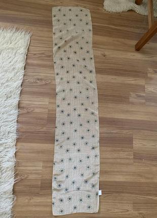 Шелковый швейцарский платок