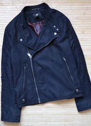 Куртка косуха хамелеон h&m 40