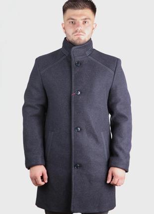 Кашемировое мужское пальто осеннее