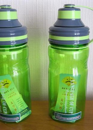 Спортивная бутылка фляга для воды