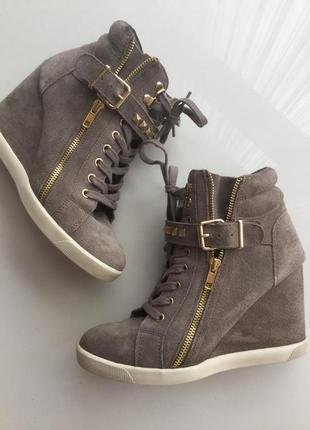 Ботинки оригинал steve madden