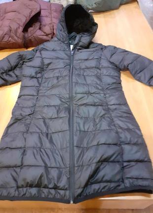 Куртка пальто термо blue motion2 фото