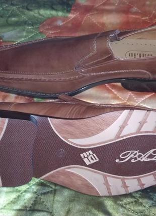 Туфли мужские/черевики чоловічі 45 розмір шкіра