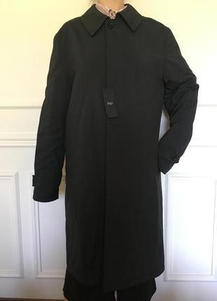 Новый мужской плащ onegin черного цвета. размер 48-50.