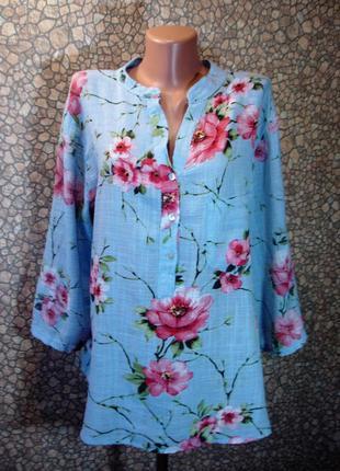 Блуза -туника     италия