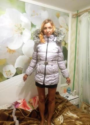 Удобная повседневная курточка осень/весна