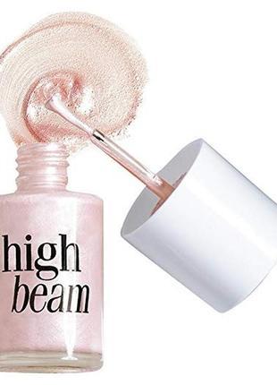 Benefit high beam легендарный жидкий хайлайтер , 2,5 мл