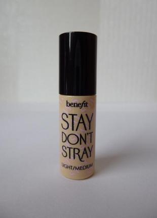 Benefit stay don't stray основа для макияжа глаз, 2,5 мл